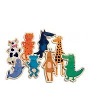 Детска забавна игра Djeco - Щури животни