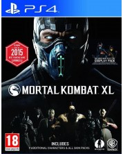 Mortal Kombat XL (PS4) -1