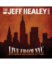 The Jeff Healey Band - Live From Nyc (CD)