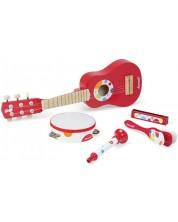 Kомплекти дървени музикални инструменти Janod - Confetti -1