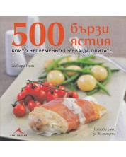500 бързи ястия