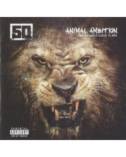 50 Cent - Animal Ambition: An Untamed Desire To Win (CD) -1