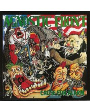 Agnostic Front - Cause For Alarm (Re-Issue) (CD) -1