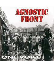 Agnostic Front - One Voice (Re-Issue) (CD) -1