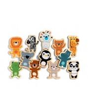 Детска забавна игра Djeco - Весели животни