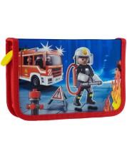 Ученически несесер Astra Playmobil - PL-04, Пожарна -1