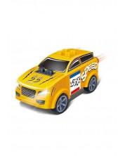 Автомобил Race Club - Жълт