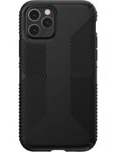 Калъф Speck - Presidio Grip, за iPhone 11 Pro, черен