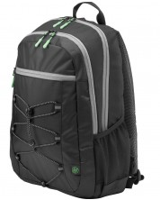"Раница HP - Active, 15.6"", black/mint green -1"