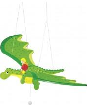 Висяща декорация за детска стая Goki - Дракон -1