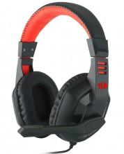 Гейминг слушалки Redragon - Ares H120-BK, черни -1