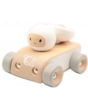 Дървена играчка Classic World - Космическа количка -1