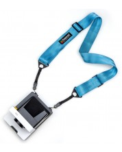 Ремък за фотоапарат Polaroid - син -1
