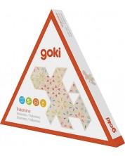 Домино Goki - Триъгълно
