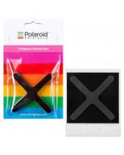 Магнити за снимки Polaroid, черна -1