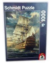 Пъзел Schmidt от 1000 части - Отплаване, Сейръл Терън