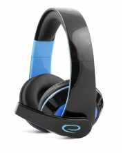Гейминг слушалки Esperanza - Condor, сини