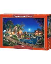 Пъзел Castorland от 500 части - Есенни спомени