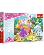 Пъзел Trefl от 30 части - Бъди Принцеса