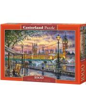 Пъзел Castorland от 1000 части - Вдъхновенията на Лондон