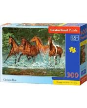 Пъзел Castorland от 300 части - Каскадно изпълнение