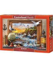 Пъзел Castorland от 1000 части - Морски живот