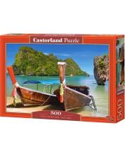Пъзел Castorland от 500 части - Khao Phing Kan, Тайланд -1