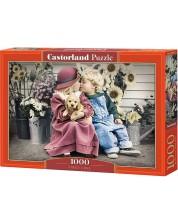 Пъзел Castorland от 1000 части - Първа любов -1