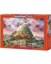 Пъзел Castorland от 3000 части - Вавилонската кула