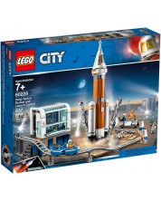 Конструктор Lego City - Deep Space Rocket and Launch Control (60228)