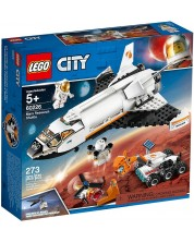 Конструктор Lego City - Mars Research Shuttle (60226)