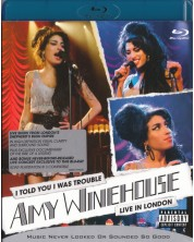 Amy Winehouse - I Told You I Was Trouble - Amy Winehouse Live in London (Blu-Ray)
