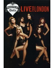 Pussycat Dolls - Live From London  (DVD) -1