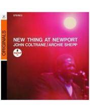 John Coltrane - New Thing At Newport (CD)