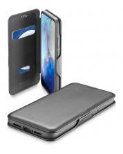 Калъф Cellularline - Book Clutch, за Samsung Galaxy S20, черен