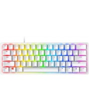 Гейминг клавиатура Razer - Huntsman Mini, Clicky Optical, Mercury