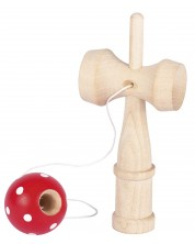 Дървена играчка Goki - Кендама -1
