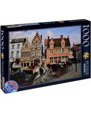 Пъзел D-Toys от 1000 части - Гент, Белгия