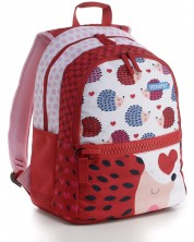 Ученическа раница Mitama Plus - Love + подарък