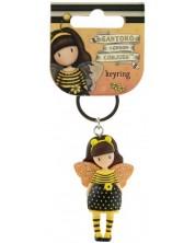 Ключодържател Santoro - Bee Loved -1