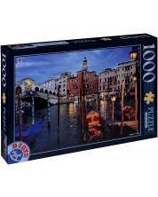 Пъзел D-Toys от 1000 части - Венеция, Италия -1