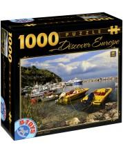 Пъзел D-Toys от 1000 части - Корфу, Гърция