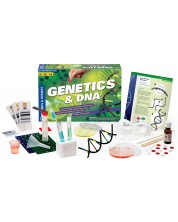 Комплект за експерименти Kosmos - Генетика и ДНК -1