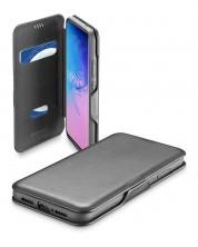 Калъф Cellularline - Book Clutch, за Samsung Galaxy S20 Ultra, черен