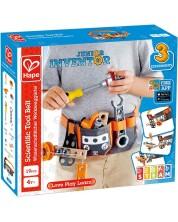 Игрален комплект Hape Junior Inventor - Колан за млади изобретатели -1