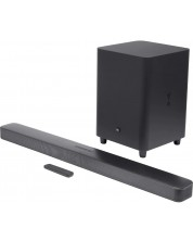 Саундбар JBL - Bar 5.1 Surround, черен -1