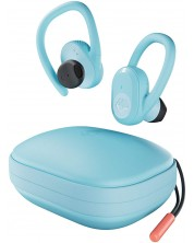 Слушалки Skullcandy - Push Ultra, Bleached Blue