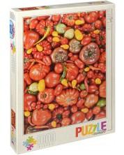 Пъзел D-Toys от 1000 части – Зеленчуци