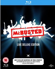 Mcbusted - Live Deluxe Edition (Blu-ray) -1