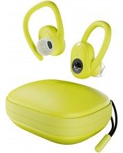Слушалки Skullcandy - Push Ultra, жълти